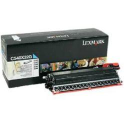 Lexmark X544x originální developer unit 0C540X32G, cyan, 30000str.