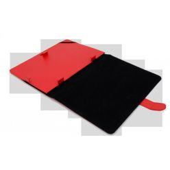 """AIREN AiTab Leather Case 8, pouzdro pro 10""""  tablet PC, červené"""