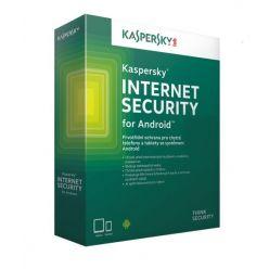 Kaspersky Internet Security Android, 3 zařízení, 12 měsíců, prodloužení - (ESD)