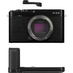 Fujifilm X-E4 + TR-XE4 + MHG-XE4 - Black