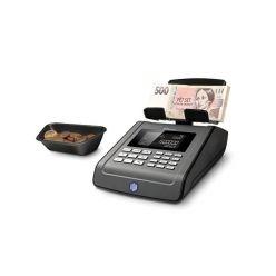 Počítačka bankovek Safescan 6185 černá (bankovky i mince)