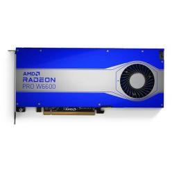AMD Radeon Pro W6600 8GB GDDR6 PCIe 4.0