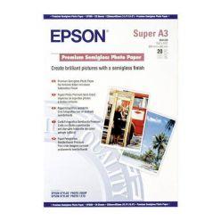 EPSON - Paper A3+ Premium Semi Glanzend Premium Foto, C13S041328