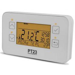 ELEKTROBOCK Prostorový termostat PT23 programovatelný, dotykové ovládání,