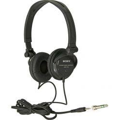 Sony MDR-V150 - DJ uzavřená sluchátka, 16-22000 Hz, černá