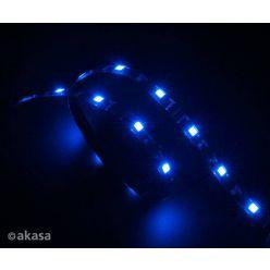 AKASA AK-LD02-05BL Vegas LED strip light, LED páska do PC, modrá, molex