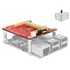 Delock CompactFlash čtečka pro Raspberry Pi, microUSB konektor
