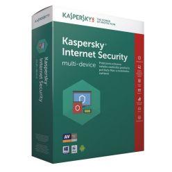 Kaspersky Internet Security CZ, 2 zařízení, 1 rok, obnovení licence, elektronicky