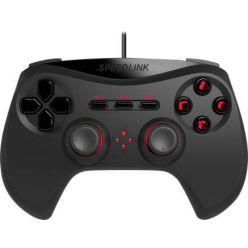 STRIKE NX gamepad pro PS3, černý
