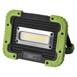 Emos Reflektor P4533, COB LED 10W, voděodolný IPX4, 1000 lm, nabíjecí