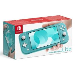 Nintendo Switch Lite modrá