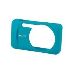 SONY LCJ-WB Měkké silikonové pouzdro - Blue