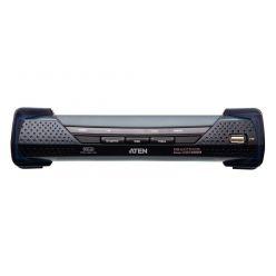 ATEN 2K DVI-D Dual-Link KVM over IP Receiver with Dual SFP