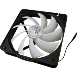 Arctic F12 TC, ventilátor 120x25mm, termoregulace, 1350rpm, 3-pin