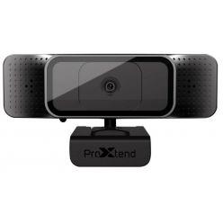 ProXtend X301, Full HD webkamera, mikrofon, Autofocus, LowLight, USB, černá