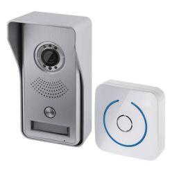 Emos videotelefon H1139, barevná IP, 1 tlačítko, WiFi, aplikace pro mobily