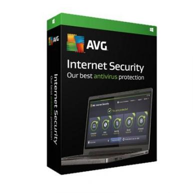 AVG Internet Security, 7PC (2roky) (SALES NUMBER) email