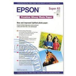 Prem.Glossy Photo Paper, DIN A3+, 255g/m2, 20listu