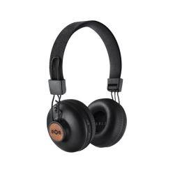 Sluchátka Marley  Positive Vibration 2.0 Bluetooth Signature Black, bezdrátová sluchátka přes hlavu
