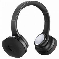 EVOLVEO SupremeSound 8EQ, Bluetooth sluchátka s mikrofonem, černá