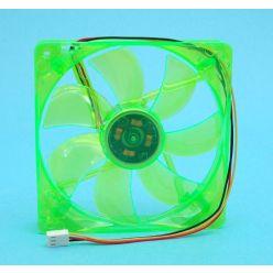 PRIMECOOLER PC-UV12025L12G UV FAN GREEN