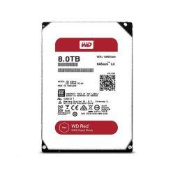 "WD Red Plus 8TB, 3.5"" HDD pro NAS, IntelliPower, 256MB, CMR, SATA III"