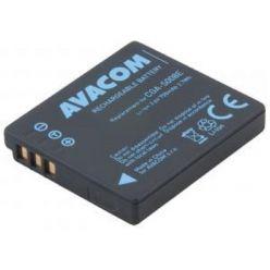 Náhradní baterie AVACOM Panasonic CGA-S008E Li-Ion 3.6V 750mAh 2.7Wh