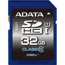 ADATA Premier 32GB SDHC karta, Class 10, UHS-I