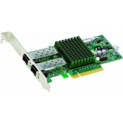 Supermicro AOC-STGF-I2S Dual SFP+ 10Gb/s, Standard LP 2-port 10G SFP+, Intel X710
