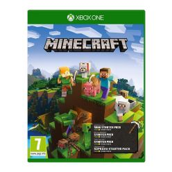 XONE hra Minecraft Starter Collection