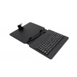 """AIREN AiTab Leather Case 2, 8"""" pouzdro s klávesnicí, microUSB, CZ, černé"""