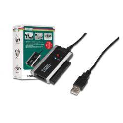Digitus adaptér pro připojení IDE/SATA HDD na USB 2.0