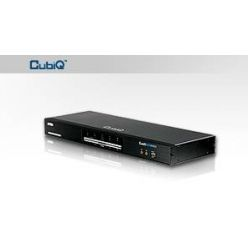 ATEN KVM switch CS-1644 USB Hub 4PC dual view