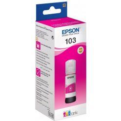 Epson 103 EcoTank purpurová inkoustová lahvička, 65ml
