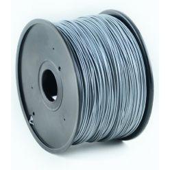 GEMBIRD 3D ABS plastové vlákno pro tiskárny, průměr 1,75mm, 1kg, stříbrná