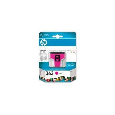 HP C8772EE náplň č.363 magenta