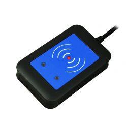 Čtečka Elatec TWN4, Legic NFC, 125kHz/13,56MHz, USB, černá
