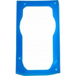PRIMECOOLER PC-RFPSUUVBL, antivibrační rámeček ke zdroji, UV, modrá