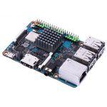 ASUS Tinker board S, 4C@1.8GHz, 2GB, 16GB eMMC, mSD, HDMI, GLAN, Wi-Fi n, BT