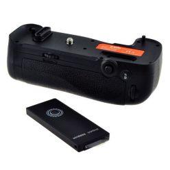 Baterry Grip Jupio pro Nikon D50 (1x EN-EL15 nebo 8x AA) + 2.4 Ghz Wireless
