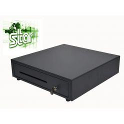 Pokladní zásuvka Star Micronics CB-2002 LC FN, 24V, RJ12, pro tiskárny, černá