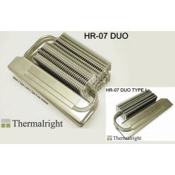 Thermalright HR-07 DUO typ L, chladič RAM, set 2ks