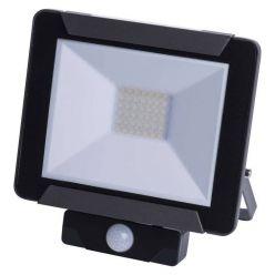 Emos Reflektor LED 30W/260W IDEO s PIR, NW neutrální bílá, IP54, 2400 lm
