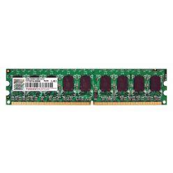 Transcend 1GB paměť DDR2 800MHz CL6 ECC 128Mx8 DIMM