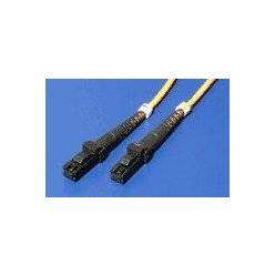 Optický patchkabel MTRJ-MTRJ 62.5/125 (multi mode), duplex, 5m