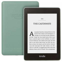 Amazon Kindle Paperwhite 4 8GB Wi-Fi Sage (2018), sponzorovaná verze