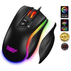 CONNECT IT NEO+ profesionální optická herní myš se softwarem, ČERNÁ
