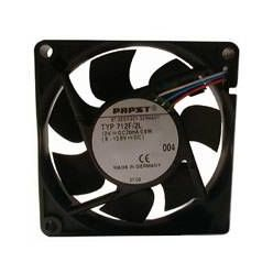 PAPST 712F/2L, ventilátor 70x15mm, 3300rpm, 25dBA, 3-pin