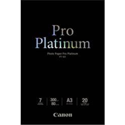 Canon PT-101, platinum foto papír, A3, 20ks
