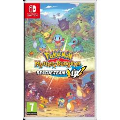NS hra - Pokémon Mystery Dungeon: Rescue Team DX